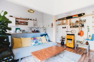 Skab hygge og varme i hjemmet med en retro sovesofa